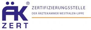 Äkzert Ärztekammer Westfalen-Lippe Logo